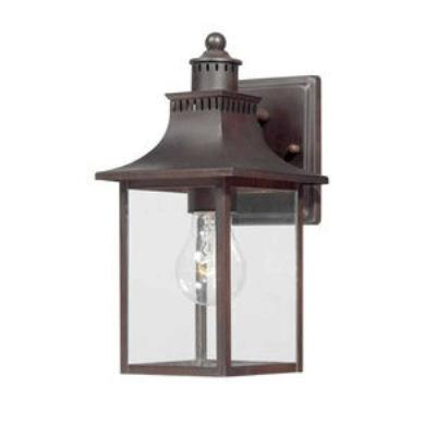 Quoizel Lighting CCR8406CU Chancellor - One Light Outdoor Wall Lantern