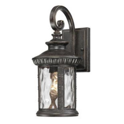 Quoizel Lighting CHI8407IB Chimera - One Light Outdoor Fixture
