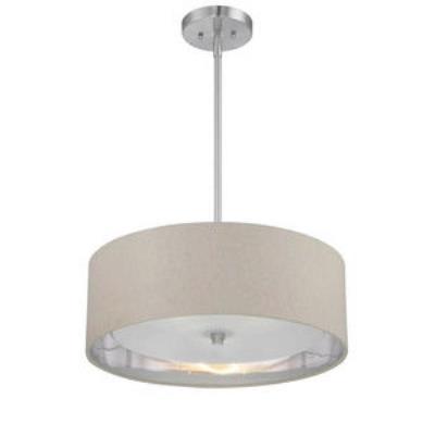 Quoizel Lighting CKMO2820BN Metro - Three Light Pendant