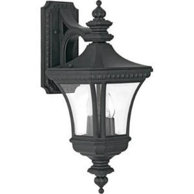 Quoizel Lighting DE8409K Devon - Two Light Medium Wall Lantern