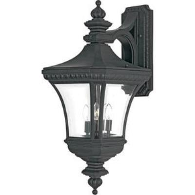 Quoizel Lighting DE8411K Devon - Three Light Large Wall Lantern