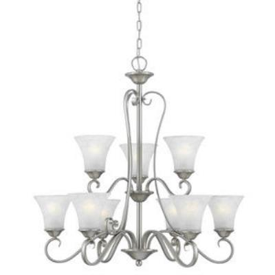 Quoizel Lighting DH5009AN Duchess - Nine Light Chandelier