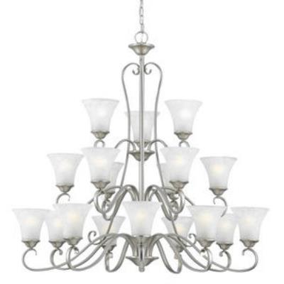 Quoizel Lighting DH5018AN Duchess - Eighteen Light Chandelier