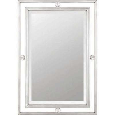 "Quoizel Lighting DW43222BN Downtown - 22"" Small Mirror"