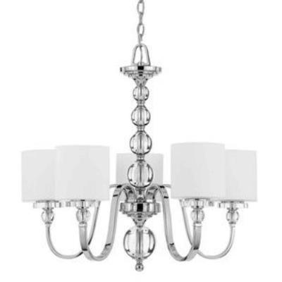 Quoizel Lighting DW5005C Downtown - Five Light Chandelier