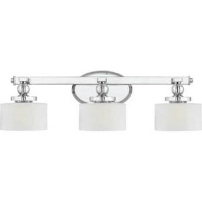 Quoizel Lighting DW8603 Downtown - Three Light Bath Vanity