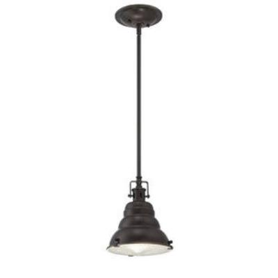 Quoizel Lighting EVE1508PN Eastvale - One Light Mini-Pendant