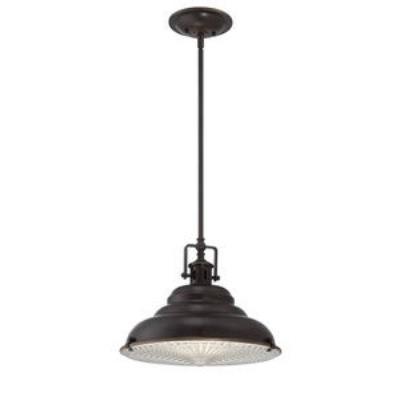 Quoizel Lighting EVE2815PN Eastvale - One Light Pendant