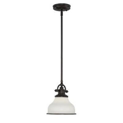 Quoizel Lighting GRT1508PN Grant - One Light Mini-Pendant