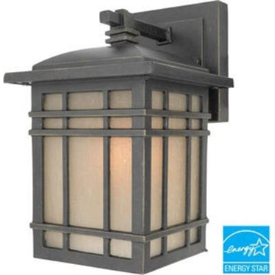 Quoizel Lighting HC8406IBFL Hillcrest - One Light Outdoor Small Wall Lantern