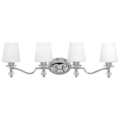 Quoizel Lighting HS8604C Hollister - Four Light Bath Bar