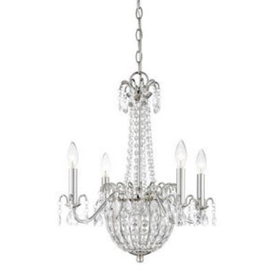 Quoizel Lighting JLE5004IS Jolene - Four Light Chandelier