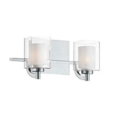 Quoizel Lighting KLT8602C Kolt - Two Light Bath Bar