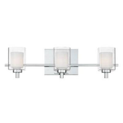 Quoizel Lighting KLT8603C Kolt - Three Light Bath Bar