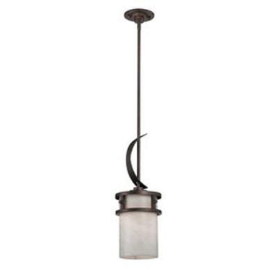 Quoizel Lighting KY1507IN Kyle - One Light Rod Hung Mini-Pendant