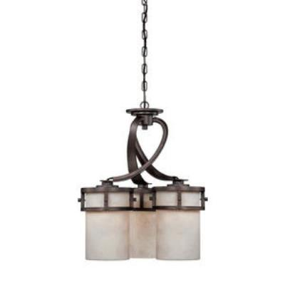 Quoizel Lighting KY5103IN Kyle - Three Light Foyer