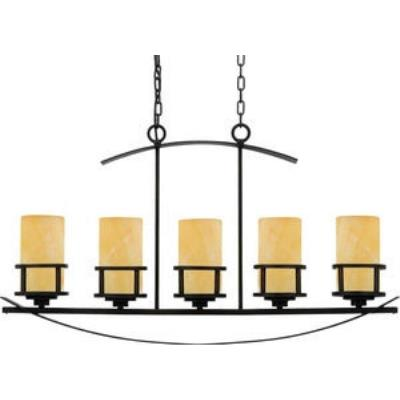 Quoizel Lighting KY540IB Kyle - Five Light Island Chandelier