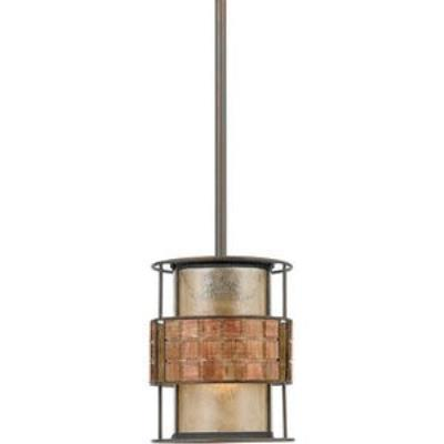 Quoizel Lighting MC842P Mica - One Light Mini-Pendant