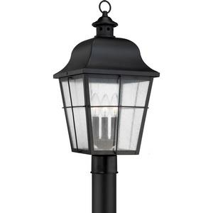 Millhouse - Three Light Outdoor Post Light