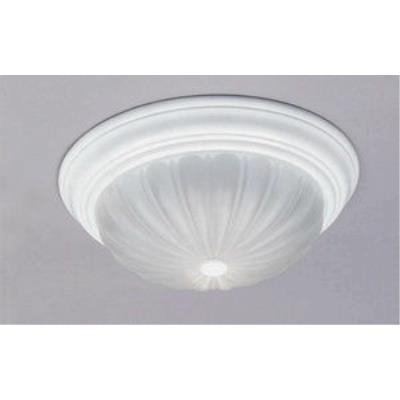 Quoizel Lighting ML183 Melon - Two Light Flush Mount