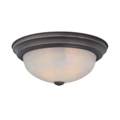 Quoizel Lighting MNR1615PN Manor - Three Light Medium Flush Mount