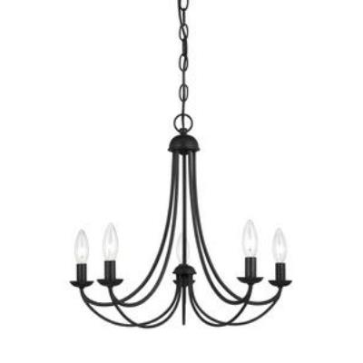 Quoizel Lighting MRN5005IB Mirren - Five Light Chandelier