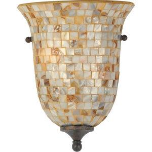 Monterey Mosaic - Two Light Wall Sconce