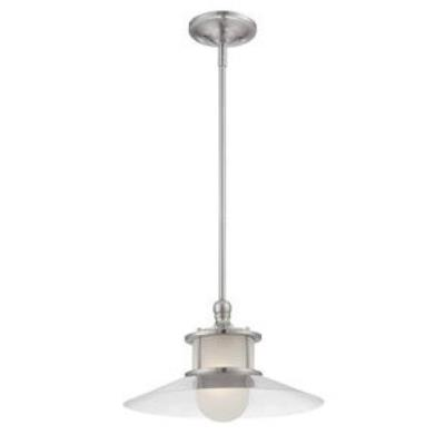 Quoizel Lighting NA1514BN New England - One Light Mini-Pendant