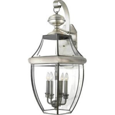 Quoizel Lighting NY8339P Newbury - Four Light Outdoor Wall Sconce