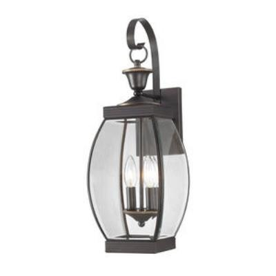Quoizel Lighting OAS8408Z Oasis - Two Light Outdoor Fixture