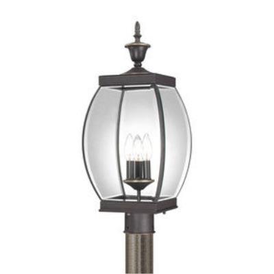 Quoizel Lighting OAS9009Z Oasis - Three Light Outdoor Fixture