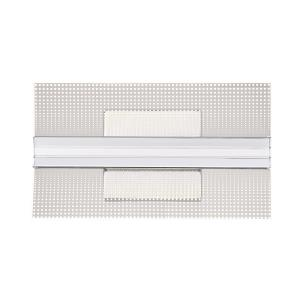 """Platinum Collection Bravo - 12.25"""" 14.4W 1 LED Wall Sconce"""