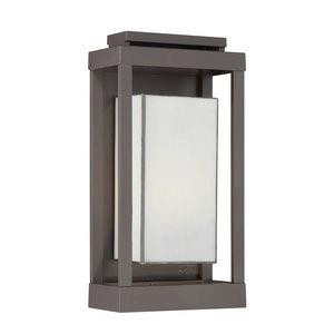 Powell - One Light Outdoor Wall Sconce