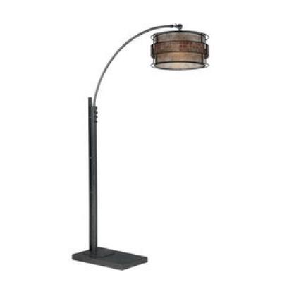 Quoizel Lighting Q4574A One Light Floor Lamp