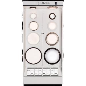 "Quoizel - 96"" LED One Side Flush Mount Display"