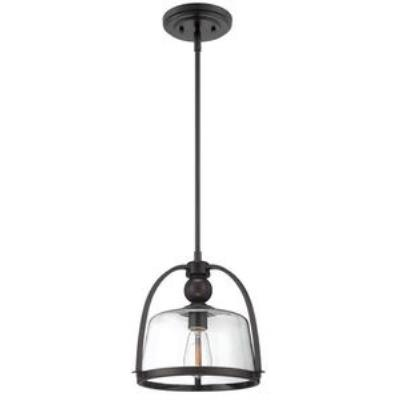 Quoizel Lighting QPP1401WT Ridley - One Light Mini-Pendant