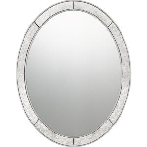 "Quoizel Reflections - 28"" Oval Mirror"