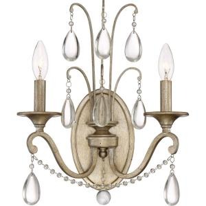 Regent - Two Light Wall Sconce