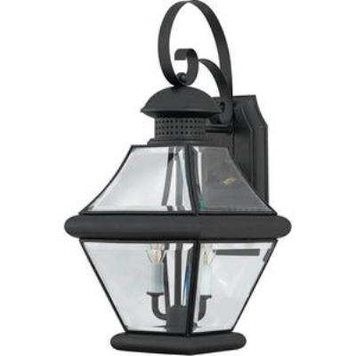 Quoizel Lighting RJ8409 Rutledge - Two Light Outdoor Hanging Lantern