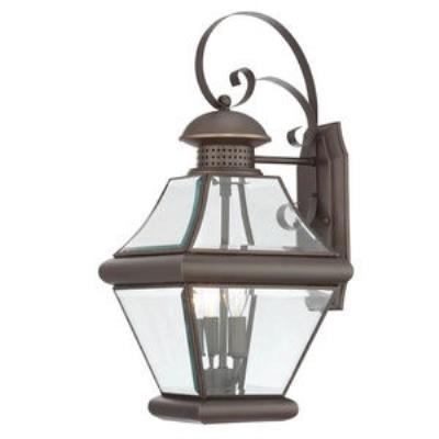 Quoizel Lighting RJ8409Z Rutledge - Two Light Medium Wall Lantern