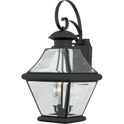 Quoizel Lighting RJ8411 Rutledge - Three Light Outdoor Hanging Lantern