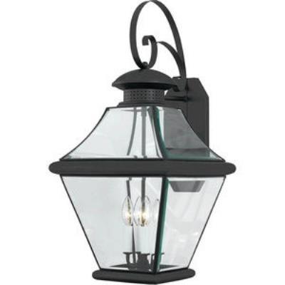 Quoizel Lighting RJ8414 Rutledge - Four Light Outdoor Hanging Lantern
