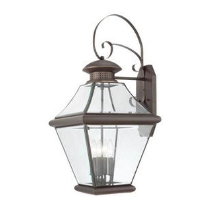 Quoizel Lighting RJ8414Z Rutledge - Four Light Extra Large Wall Lantern