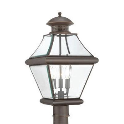 Quoizel Lighting RJ9011Z Rutledge - Three Light Extra Large Post Lantern
