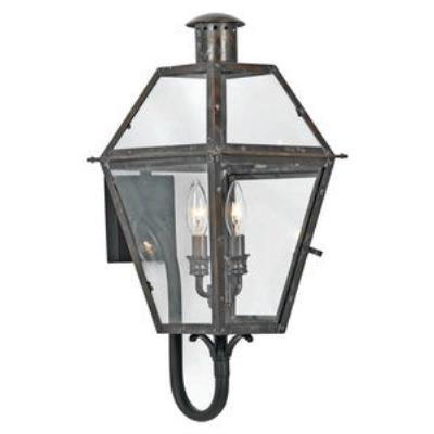 Quoizel Lighting RO8311AC Rue De Royal - Two Light Wall Lantern