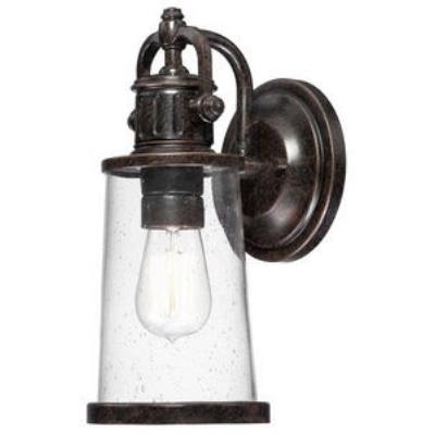 Quoizel Lighting SDN8405IB Steadman - One Light Small Outdoor Wall Lantern
