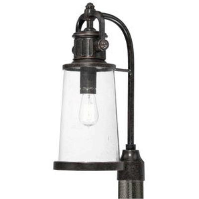 Quoizel Lighting SDN9008IB Steadman - One Light Post