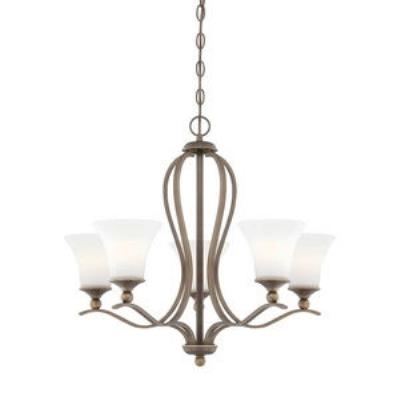 Quoizel Lighting SPH5005PN Sophia - Five Light Chandelier