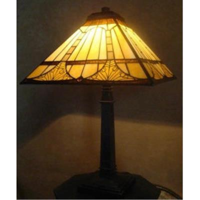 Quoizel Lighting TF1246TVB Tiffany - One Light Table Lamp
