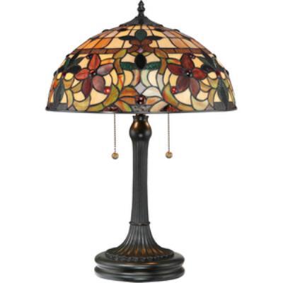 Quoizel Lighting TF878T Kami - Two Light Table Lamp